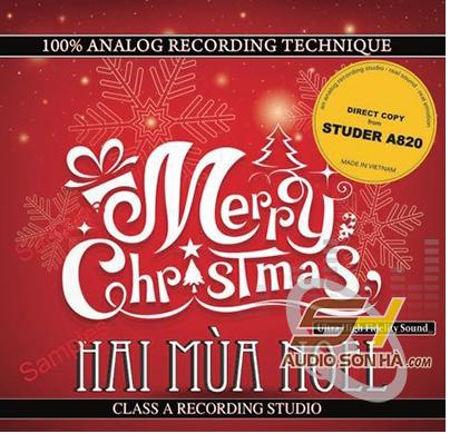 CD Hai mùa Noel