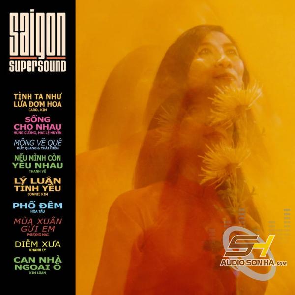 CD Saigon Supersound Vol.1