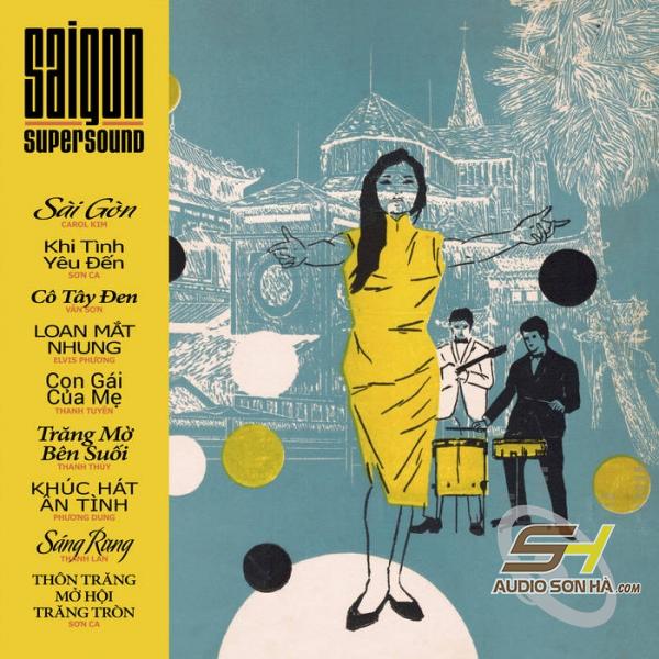 CD Saigon Supersound Vol.2