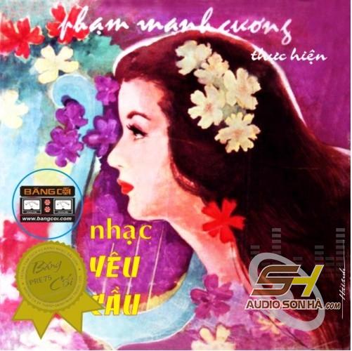 Băng cối Phạm Mạnh Cương (4 Track, 7 inch)