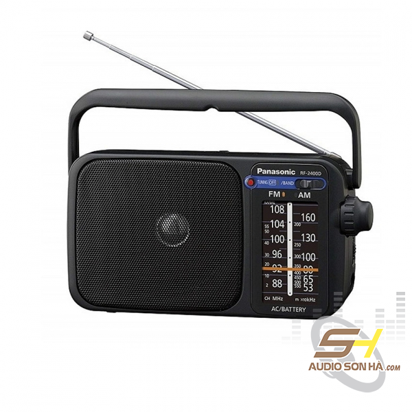 Radio Panasonic RF-2400D