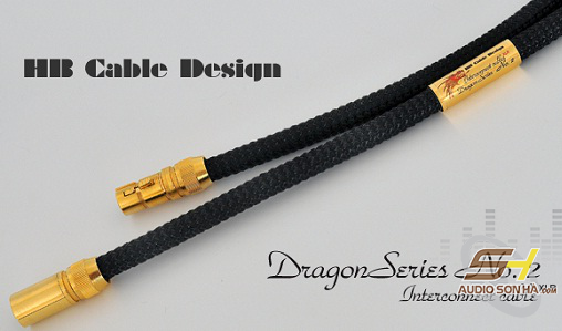HB Cable Design Dragon Interconnect Series 2