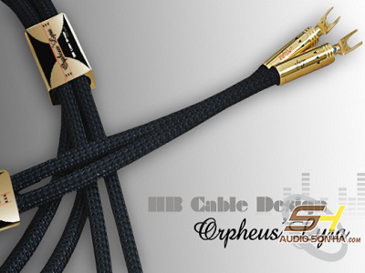 Dây loa HB Cable Design Orpheus Lyra/ 3m
