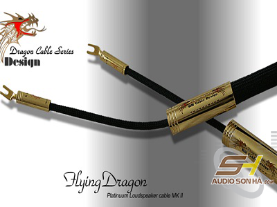 Dây loa HB Cable Design Flying Dragon / 3m
