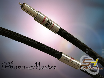 Dây Phono HB Cable Design Phono Master RCA / 1m