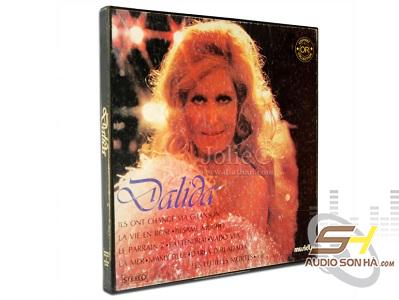 Đĩa LP Dalida Phát hành 1978/ Bộ 3 LP