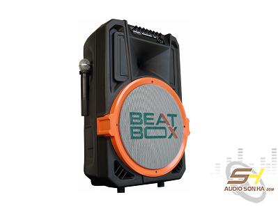Acnos  Beatbox KB39 loa kéo tay