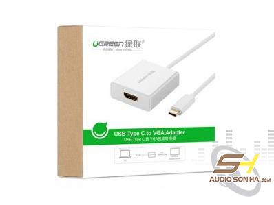 Cáp Chuyển Ugreen USB Type C Sang HDMI