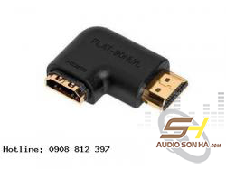 Adapter AudioQuest HDMI 90 NU/L