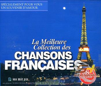 CD La Meilleure collection Des Chansons Francaises