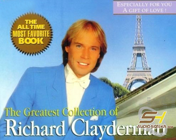 CD The Greated Collection of Richard Clayderman