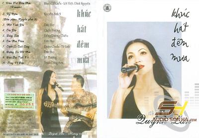CD Quỳnh Lan - Khúc Hát Đêm Mưa