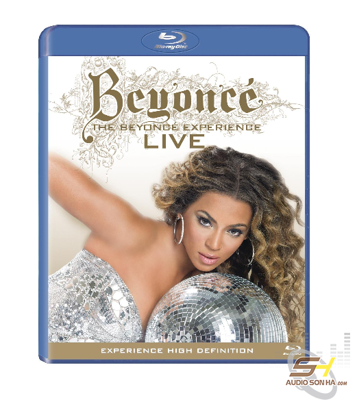 Đĩa Beyoncé, The Beyoncé Experience Live