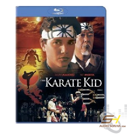Đĩa Bluray Karate Kid