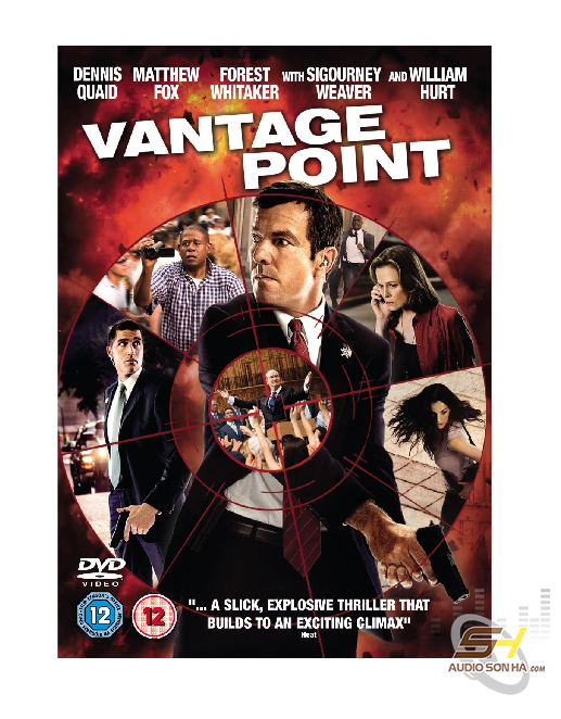 Đĩa Bluray Vantage Point