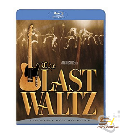 Đĩa Bluray The Last Waltz