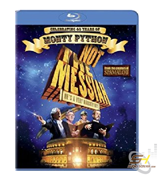 Đĩa Bluray Not The Messiah