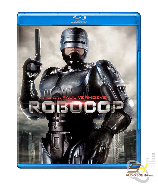 Đĩa Bluray 4K Robocop