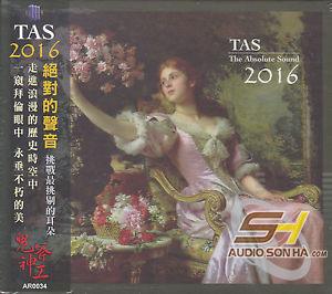 CD TAS 2016