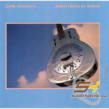 CD Dire Straits Brother In Arms