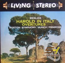 CD Berlioz Harold In Italya