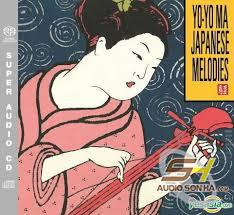 CD Japanese Melodies YOYOMA