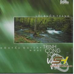 CD Vĩnh Tâm - Lời Buồn Thánh (Trịnh Công Sơn)