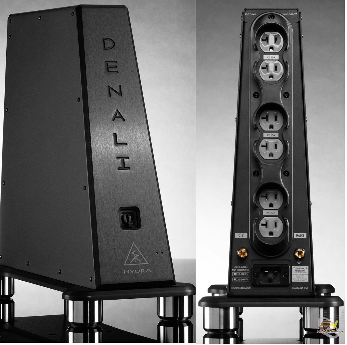 Shunyata DENALI D6000/T 240V 6 Outlet