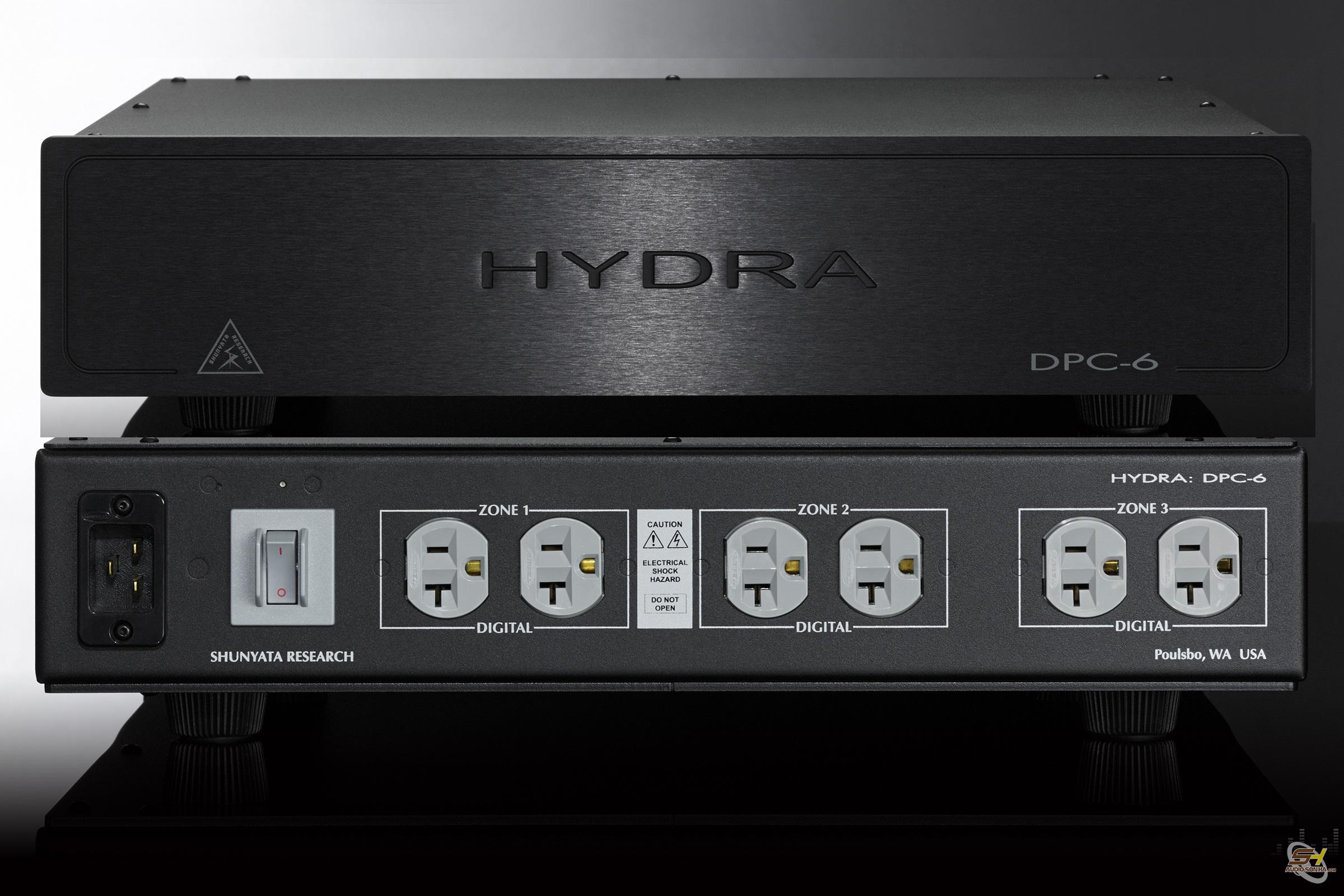 Shunyata Hydra DPC 6 v3