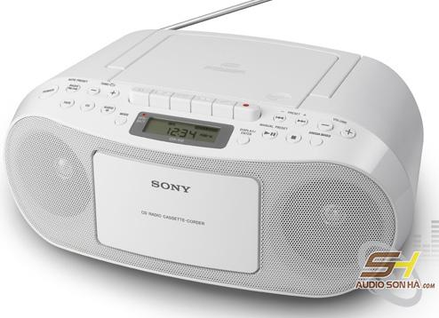 Casstte Sony CFD S50
