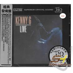 CD Kenny G Live UHQ