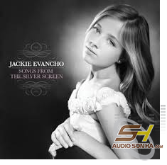 CD Jackie Evancho Songs From The Silver Screen
