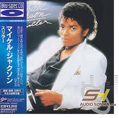 CD Michael Jackson Thriller