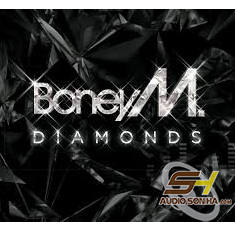 CD Boney M Diamonds / 3CD