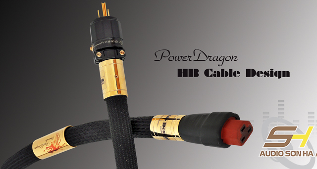 HB Cable Power Dragon