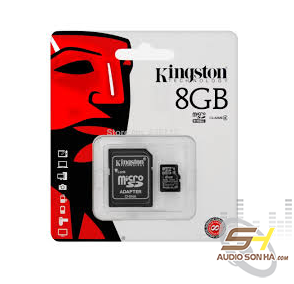 Thẻ nhớ Kingston 8GB micro SD