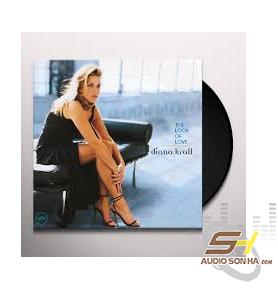 LP Diana Krall The Look of Love