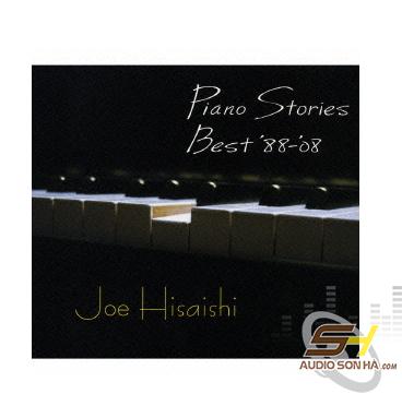 LP Joe Hisaishi Piano Stories Best 88-08 / 2LP