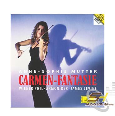 LP Anne Sophie Mutter Carmen Fantasie
