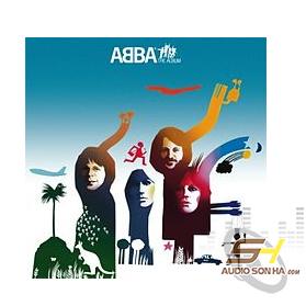 LP Abba The Album UK