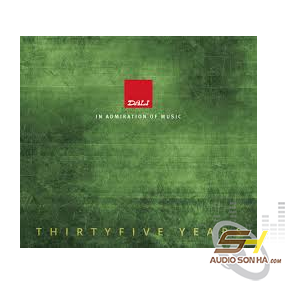 LP Dali Vol 5 ThirtyFive Years