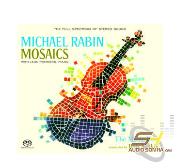 Michael Rabin Mosaics & The Magic Bow