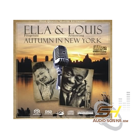 Ella & Louis Armstrong Autumn in New York