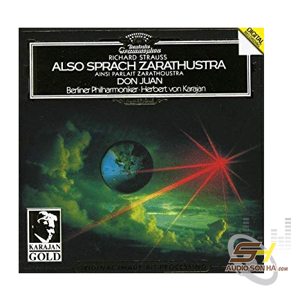 Richard Strauss Also Sprrach Zarathustra Don Juan
