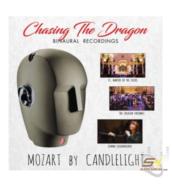 Chassing The Dragon Mozart by Candlelight