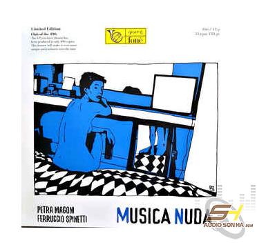 Băng Cối Petra Magoni, Ferruccio Spinetti  Musica Nuda(7 inch)