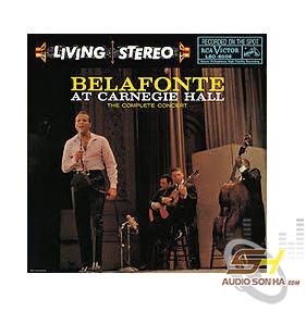 Băng Cối Belafonte at Carnegie Hall
