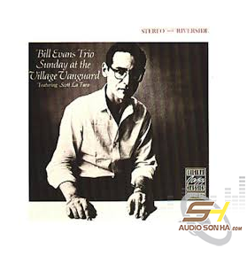 Băng Cối Bill Evans Trio, Sunday At The Village Vanguard	(7 inch)