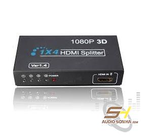 Bộ chia HDMI 1.4 Full HD 1080P 3D