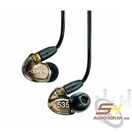 Tai nghe Shure SE535